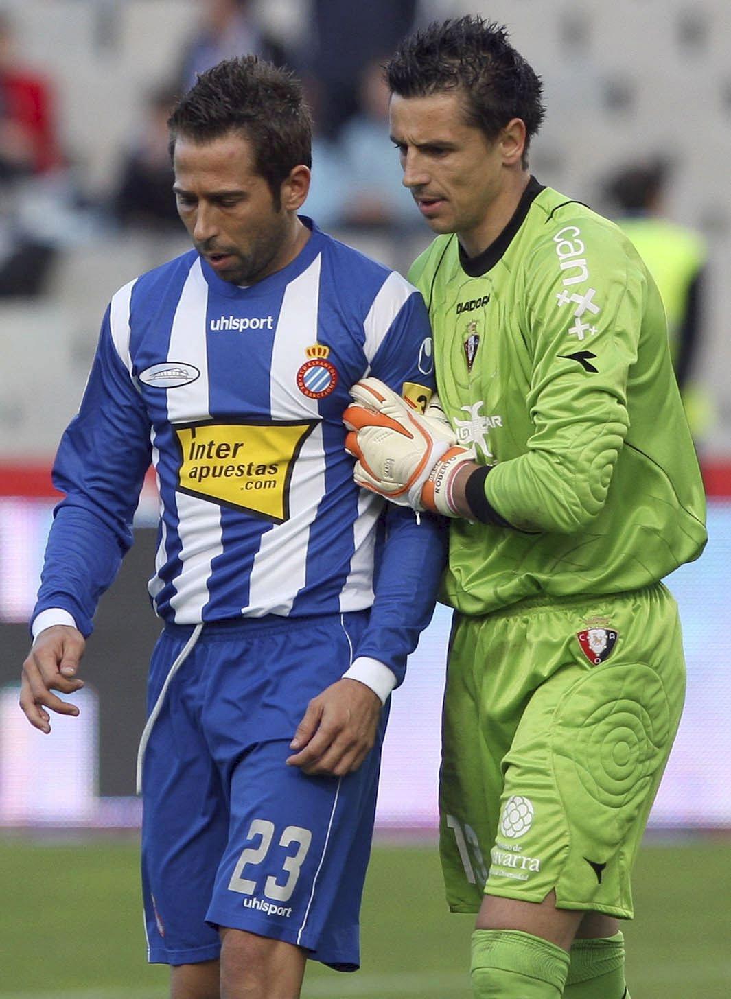 Raúl Tamudo, nuevo jugador de la Real Sociedad