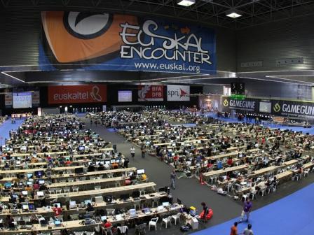 Euskal Encounter (Argazkia: EFE)