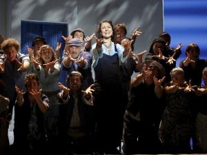 Mamma Mia musikala. Foto: EFE