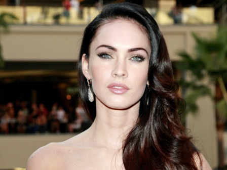 Megan Fox aktorea.