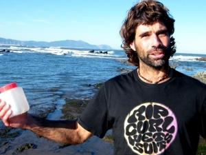 surfrider calidad agua - foto: Mare Urdina/Surfrider