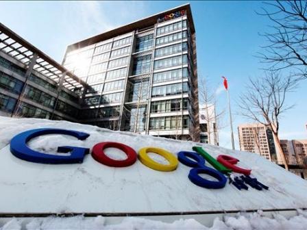 Googlek enpresak arazoak ditu datuek biltzeko erabilitako sistemarekin. Argazkia: Efe.