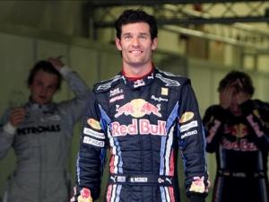 Fórmula Uno: Pole para Webber; decepcionan los 'Ferrari' y Hamilton 266542_webber_malasia_dest_2
