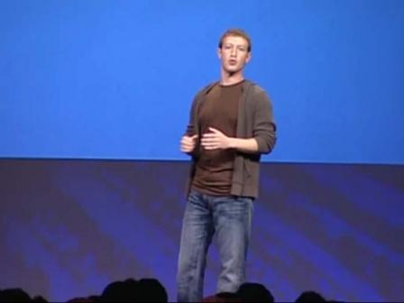 Mark Zuckerberg sare Facebook sare sozialeko sortzailea. Argazkia: EFE