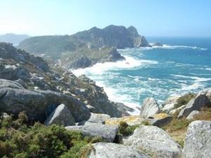 Cies Islands - Galicia, Spain