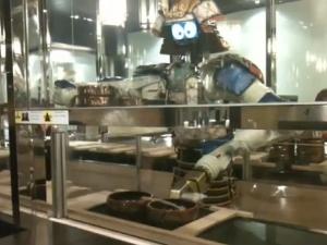 Robot camarero Bagnkok