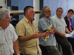 inter sindicatos Baiona