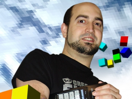 Jon Cortazar Relevo Videogamesen sortzailea.