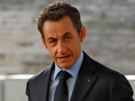 Nicolas Sarkozy Frantziako presidentea. EFE