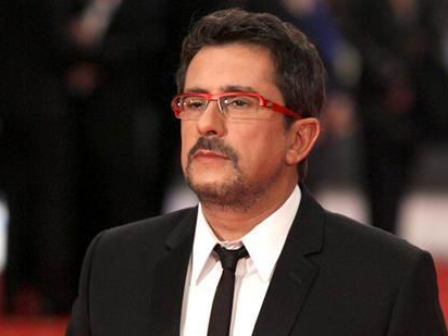 Andreu Buenafuente, aurtengo Goya Sarien ekitaldian. EFE
