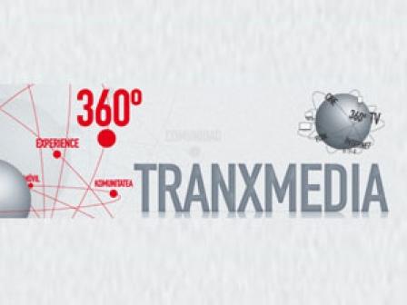 Ruben Sanchez, 'Tranxmedia' jardunaldien aurkezpenean. Argazkia: EITB