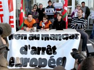 hendaia mandat arret europeen EFE