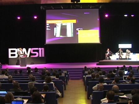 Bilbao Web Summit, gaur. Argazkia: EITB