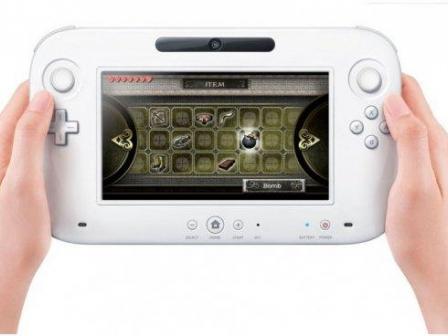 Wii U kontsola aurkeztu du Nintendo konpainiak. Argazkia: Nintendo