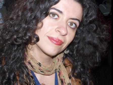 Leila Nachawati AERCOko Sareko komunitateen arduraduna eta blogaria.