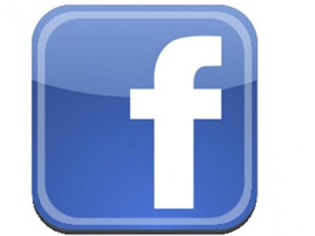 Facebook sare sozialaren logoa. Argazkia: EITB
