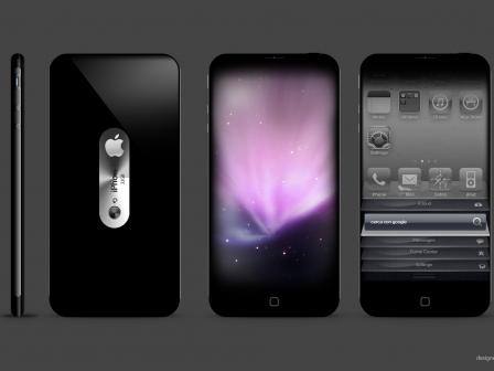 Apple konpainiaren iPhone 5 telefonoa arinagoa izango da. Argazkia: Apple