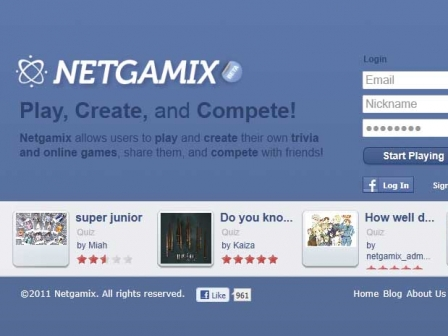'Netgamix'