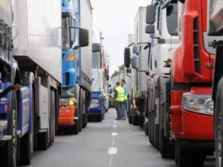 Aumenta el número de transportistas fallecidos en accidente laboral