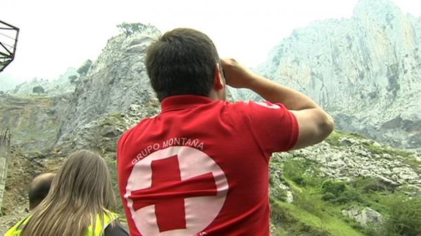 Les secours en montagne seront payés à partir de 2012. Photo : EITB