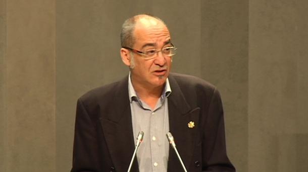 Martin Garitano Gipuzkoako ahaldun nagusia.