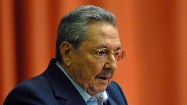 Raul Castro Asanblea Nazionalean.