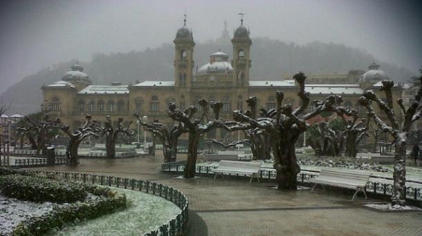Puede nevar cerca de la costa a partir del domingo. Foto: Lourdes del Valle
