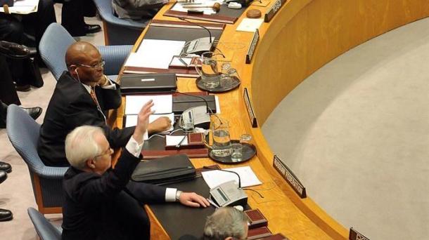 NBEko Segurtasun Kontseiluak Siriaren auzia eztabaidatu du igande honetan.