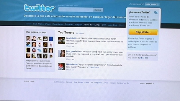Twitter users fired off more than 15,000 Tweets per second when Spain made its fourth goal.