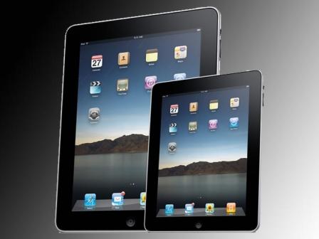 Apple-en tableta berria iristear. Argazkia: EITB
