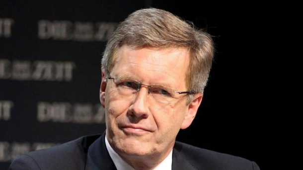 German President Christian Wulff. Photo: EFE