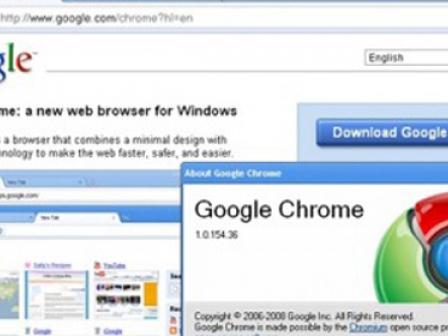 Google Chrome nabigatzailea. Argazkia: Google