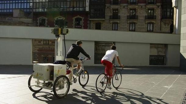Google Street View. Foto: EITB