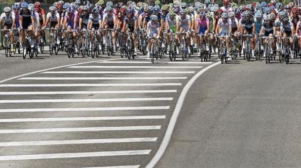 El ciclismo, protagonista. Foto: EFE