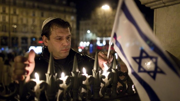 The shooting was the most deadly anti-Semitic attack on French soil in nearly 30 years. Photo. EFE