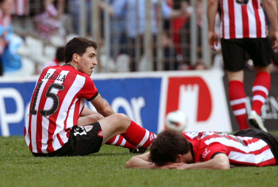 Athletic-Sporting (1-1). Foto: EFE