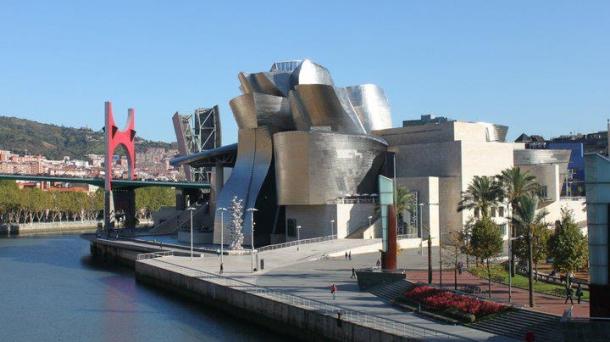 Guggenheim Bilbao. Photo: Marta Castañeda