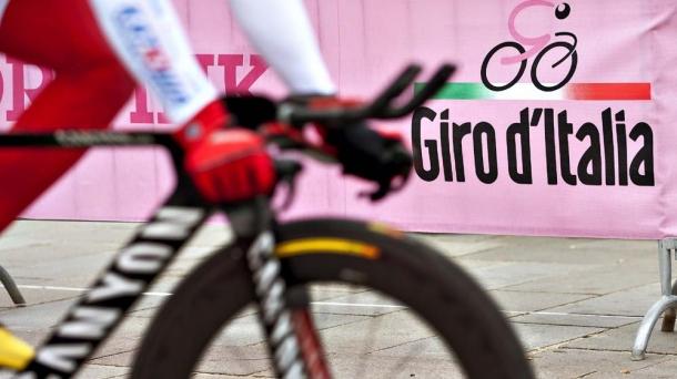 Giro de Italia.