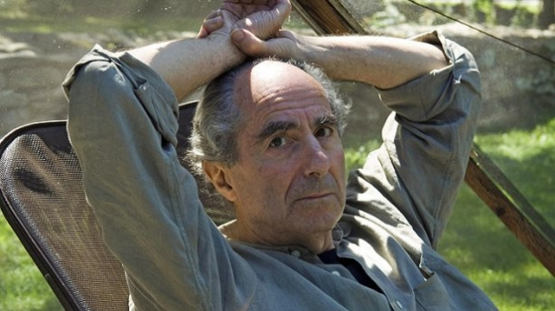 US author Philip Roth. Photo: EFE