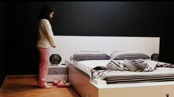 Ohea, the smart bed.