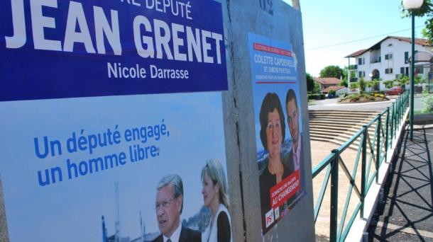 Législatives au Pays Basque : le député sortant Jean Grenet éliminé par la candidate PS Capdevielle.
