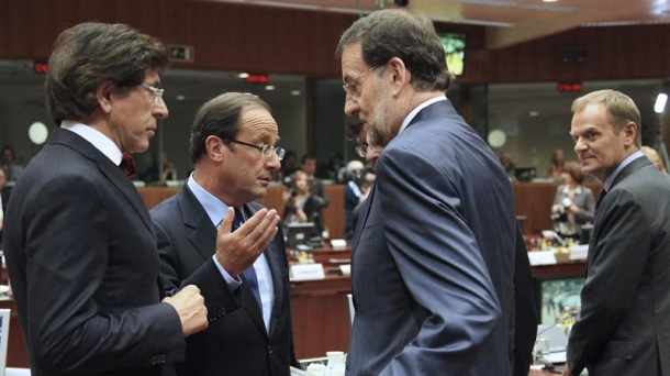 Spain may be given an extra year to meet budget deficit target.