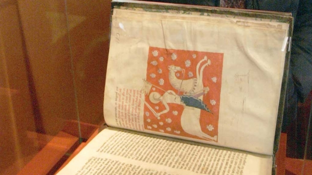 Calixtinus Codex.