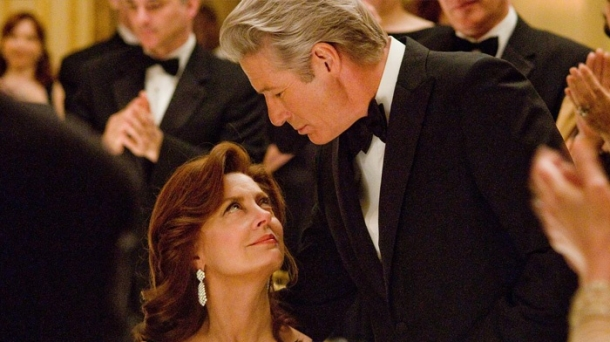 Arbitrage, starring Susan Sarandon and Richard Gere.