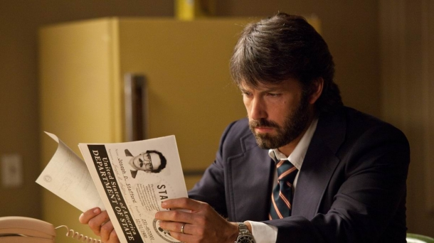 Ben Affleck's Argo will be screened at the Zinemaldia.