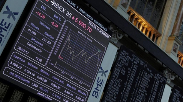 European shares weakened on Wednesday.
