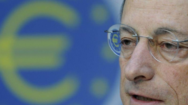 El presidente del Banco Central Europeo, Mario Draghi.