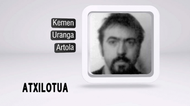 Kemen Uranga was arrested in London.