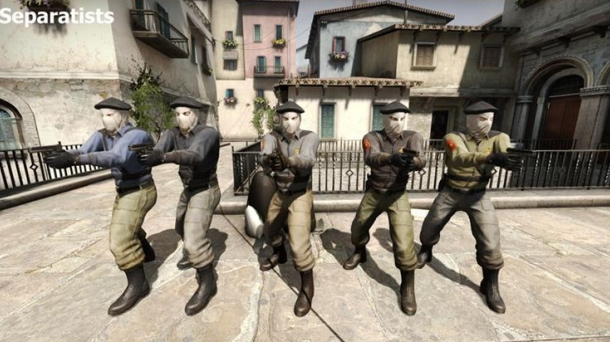 La facción 'separatista' del 'Counter-Strike: Global Offensive'. Foto: counterstrike.wikia.com