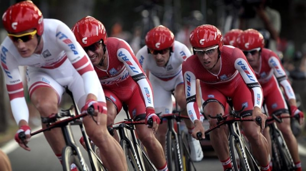 Team Katusha.